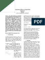 DSP Term Paper