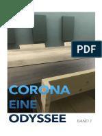 Corona-Untersuchungsausschuss - Band 1 - Eine Odysee