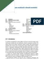 Capitolo 23 Piante Medic in Ali e Disturbi Metabolici