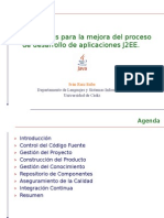 Herramientas para la mejora del proceso de desarrollo de aplicaciones J2EE - Iván Ruiz