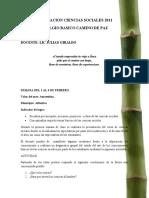 Diario de Campo Ciencias Sociales