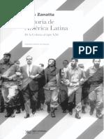 ZANATTA, Loris-Historia de America Latina de La Colonia Al Siglo XXI.