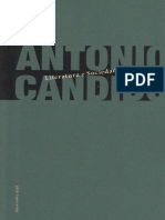 Antonio Candido. Literatura e Sociedade