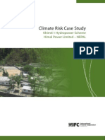 Climate Risk and Business