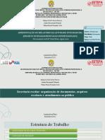 Apresentação do Relatório final ANDREA FELIZARDO