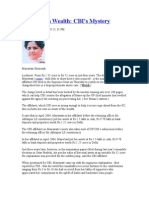 Mayawati's Wealth