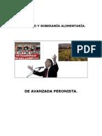 Seguridad Aliment Aria - Entre Peron Y Nestor