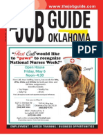 Job Guide Volume 23 Issue 8 Oklahoma