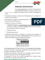 Informações Importantes TrofenseCup11