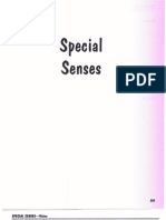 Special Senses - Lab Supplement