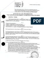 epsp-statut- certified translation from serbian