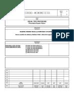 Damiana-IL-009_Procedura VT r0