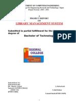 Intermediate Project Report