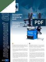 Megamount 601RF ES-P