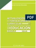 LIBRO  DE CIENCIAS NATURALES