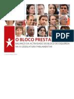 balanço 2009-2011