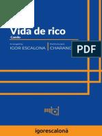 Vida de Rico - Camilo - Partitura Para Charanga