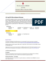 AO Information