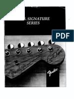 Eric Clapton Stratocaster 1988