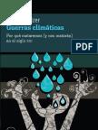 Harald Welzer, Guerras climáticas, Por qué mataremos (y nos matarán) en el siglo XXI (fragmento)