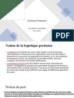 GL Gestion Portuaire_ Introduction_P1