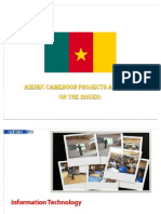 Cameroon Projects