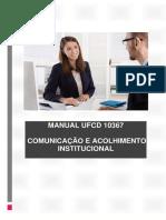 UFCD 10367 Comunicação e acolhimento institucional (2)