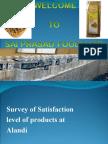 Sai Prasad Alandi Survey