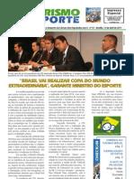 Jonas Donizette avalia trabalho na Comissão de Turismo e Desporto