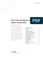 10 TOP Problems Network Tech
