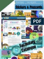 Stickers 4 Schools Secondary Stickers & Postcards