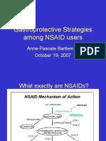 gastroprotectivestrategiesamongnsaidusersdrbartlemanoct-2007-090720172344-phpapp02