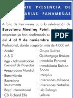 Brochure de empresas panameñas en BMP
