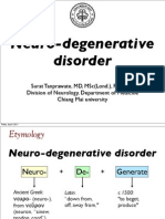 Neurodegenerative Disorder, Jan 54