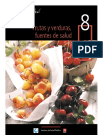 Revista Frutas y Verduras Fuentes de Salud