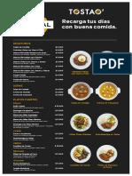 Tostao-Central-menu
