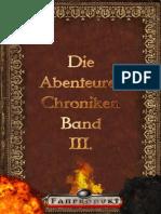 DsaAbenteuer Chronik III-B (1027-1029 BF) v4.19