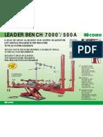Bancada LB 7000-500A