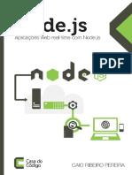 Aplicacoes Web Real Time Com Node-js - Casa Do Codigo