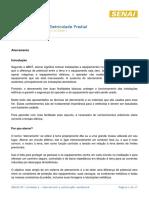 Eletricidade Predial - Senai Modulo 1 (Unidade 4)