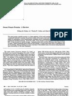 Sweet Potato Protein - A Review