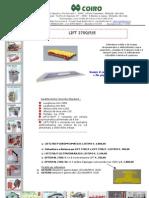 LIFT 2700-P-E