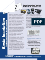 Basic Insulation Testing