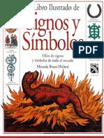 El Libro Ilustrado de Signos y Simbolos (Cv)e