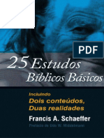 25 Estudos Biblicos Basicos_ in - A. Schaeffer, Francis