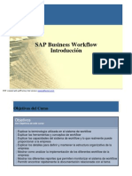 SAP- Introduccion Workflow)