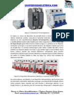 Dispositivos Básicos de Proteção em Circuitos Elétricos Universo da Elétrica Prof Jadson Caetano