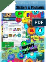 Stickers 4 Schools Nursery Stickers & Postcards