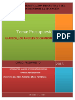 presupuesto _ monografia