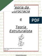 Teoria a e Estrturalista - Word